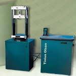 Super L - 300kN Capacity Hydraulic Materials Testing Machine from Tinius Olsen