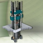 3000kN Capacity Static Tension Compression Testing Machine - Tinius Olsen Super L Range