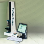 Model H5K-T UTM Benchtop Materials Tester from Tinius Olsen - 5kN Capacity