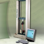 Model H10K-T UTM Benchtop Materials Tester from Tinius Olsen - 10kN Capacity