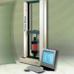 Model H25K-T UTM Benchtop Materials Tester from Tinius Olsen - 25kN Capacity