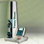 Model H5K-S UTM Benchtop Materials Tester from Tinius Olsen - 5kN Capacity