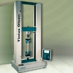 Model H50K-S UTM Benchtop Materials Tester from Tinius Olsen - 50kN Capacity