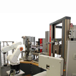 Robotic Testing System - RoboTest R from Zwick