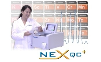 NEX QC+ Energy Dispersive X-ray Fluorescence Analyzer