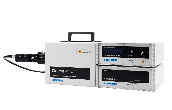 DeltaPro Fluorescence Spectrometer from HORIBA
