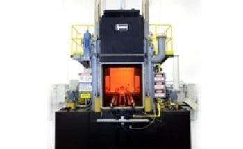 Versatile Batch Furnace with Easy Operation