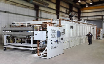 Carbon Fiber Slot Furnaces From Harper International