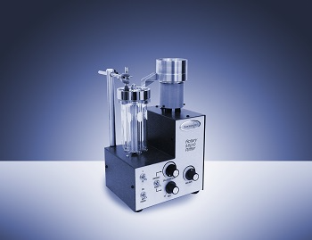 Rotary Micro Riffler for Representative Sampling