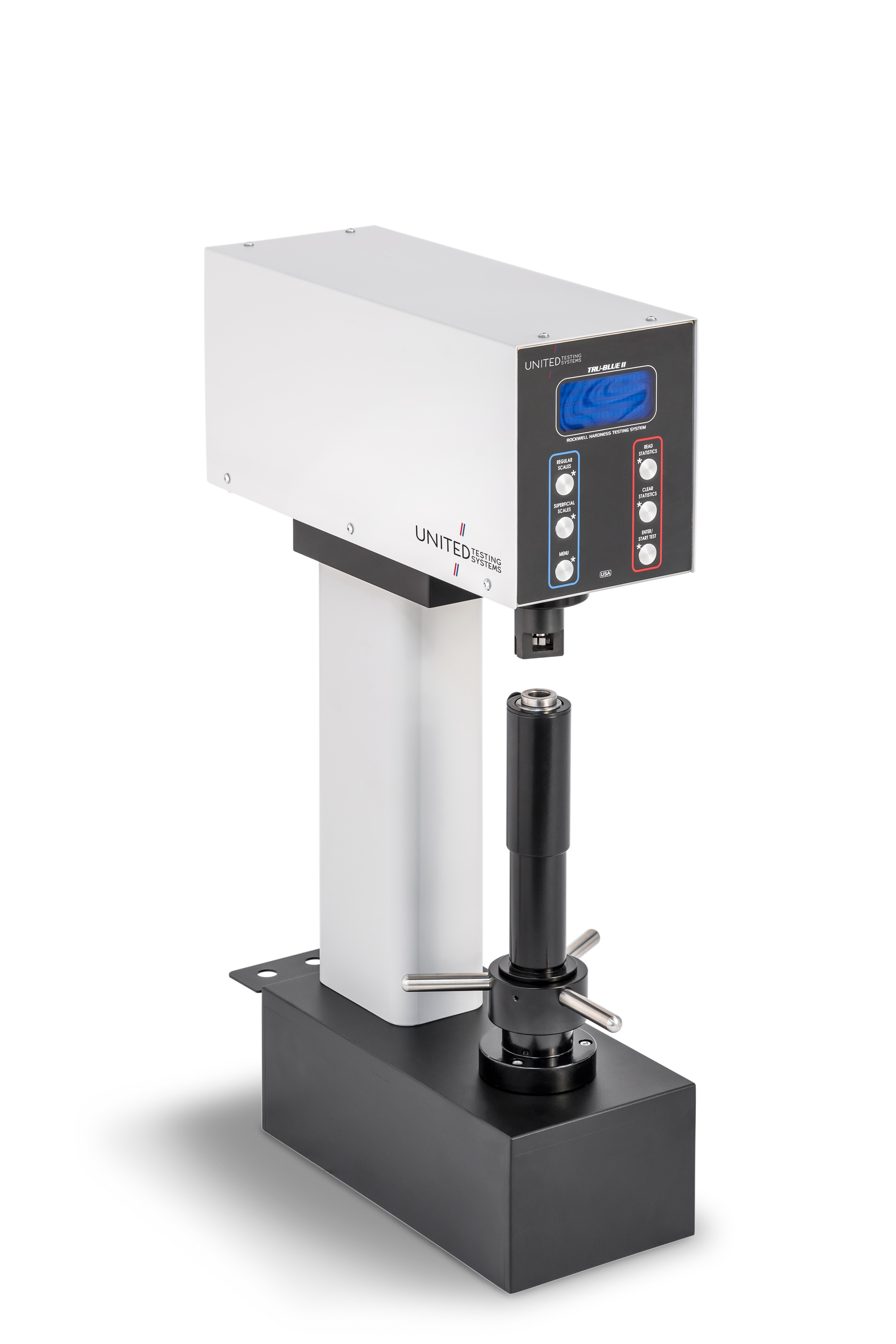 United Tru-Blue II Hardness Testing System