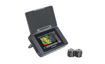 Pundit PL-200 Ultrasonic Pulse Velocity Test Instrument from Proceq