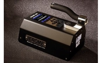 Portable Fluorescence Spectroscopy Analyzer - Jerome® J505 Mercury Vapor Analyzer