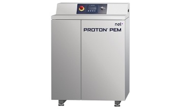 PEM Hydrogen Generators: 0.27 to 1.05 Nm³/h