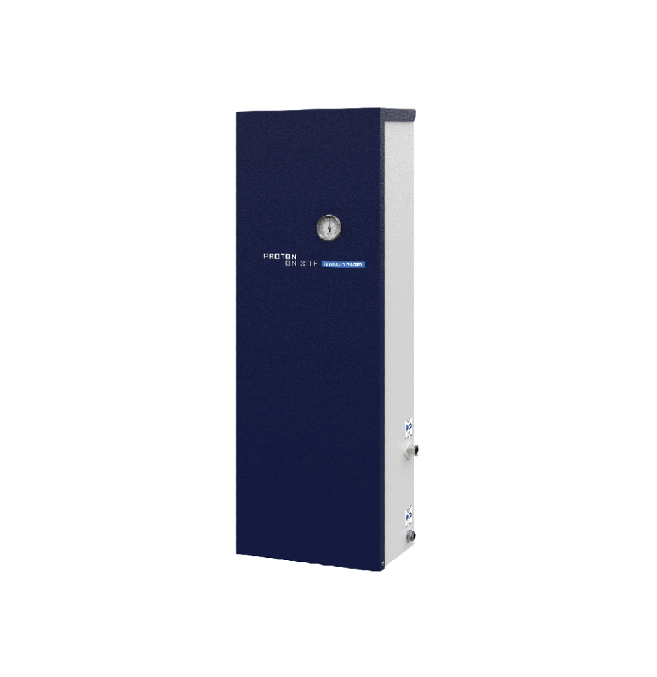 Nitrogen Wall-Mountable Generators: 34 to 120 SLPM