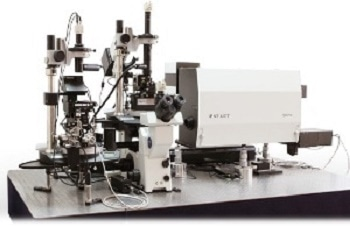 NTEGRA Spectra: AFM/Confocal Raman and Fluorescence/SNOM/TERS from NT-MDT