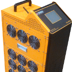 SBS-200CT Battery Discharge Cycler for Material Handling