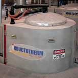 Direct Electric Heat Crucible Furnace for Aluminum from Inductotherm