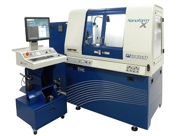 The Nanoform® X Small Frame Diamond Turning Lathe