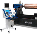 The Nanoform® Drum Roll Lathe 1400 Ultra Precision Machining System from Precitech