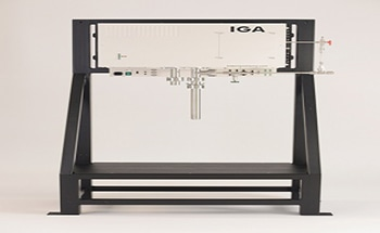 Single Component and Mixed Gas Vapor Analysis - the IGA-100