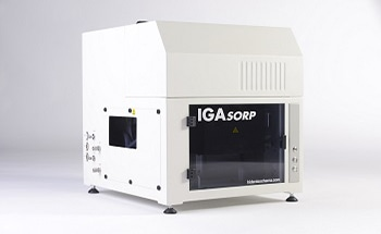Dynamic Vapor Sorption Analysis at High Temperatures - the IGAsorp-XT