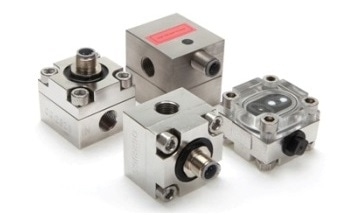 Oval Gear Flowmeters Series from Titan