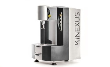 Kinexus DSR Advanced Dynamic Shear Rheometer for QC Testing in the Asphalt Industry
