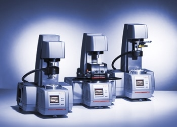 MCR Rheometer Series for Complete Rheological Testing