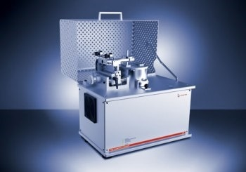 High Temperature Tribometer (THT) for Analyzing Friction and Wear Properties at Elevated Temperatures