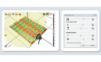 Enhanced Metrology Analysis and Reporting – Vision64 Map