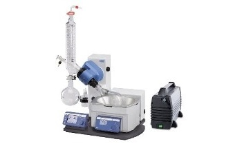 RV 10 control V-C auto – Automatic Rotary Evaporator with Boiling Point Control