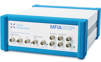 The MFIA Impedance Analyzer a Digital Impedance Precision LCR Meter
