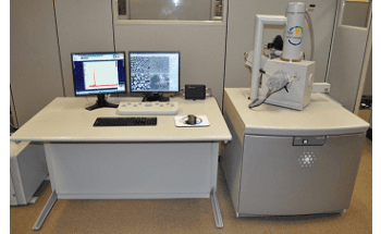 Remanufactured Scanning Electron Microscope with ESEM Mode - FEI Quanta 200