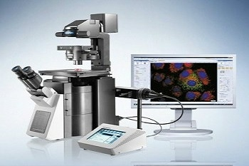 High-Resolution, Automated Inverted Microscope - IX83