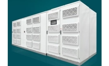 PCS 120 Medium Voltage UPS for Higher Reliability and Higher Efficiency