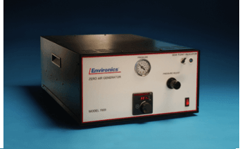 Zero Air Generators for Hydrocarbon Free Chromatography Use