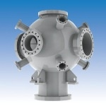 Spherical Stainless Steel Chambers for Ultra-High Vacuum Systems (UHVs)