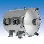 Standard, Electropolished Cylindrical Chambers for Vacuum Systems