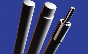 Fused Silica Rollers from Morgan Advanced Materials