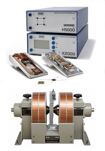 Variable Temperature Hall Measurement System from MMR Technologies