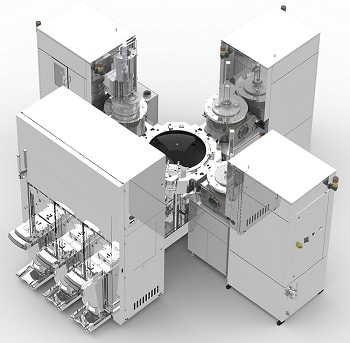 Producing IC components with the PICOSUN® P-300S ALD system