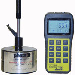 PHT-1800 Portable Hardness Tester from Phase II
