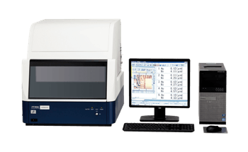 FT110A Microspot XRF Analyzers