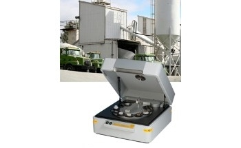 Epsilon 4: X-Ray Fluorescence Spectrometer for Building Material Applications