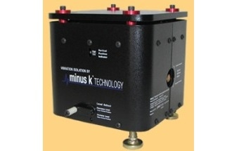 Low Frequency Vibration Isolator for Cleanrooms