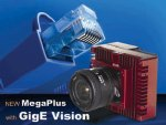 MEGAPLUS High-Resolution Industrial Cameras from Princeton Instruments