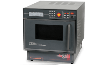 Increasing Drying Times and Moisture Analysis with SAM 255™
