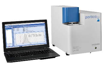 Partica Mini LA-350 - Laser Scattering Particle Size Distribution Analyzer
