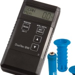 Concrete RH/Moisture Meter Kit with BluePeg Sensor