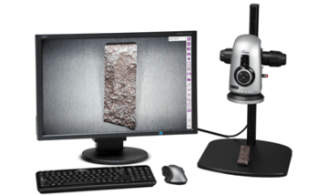 Self-Contained, Full HD (1080p) Digital Microscope and Measurement System - Macro Digital Microscope